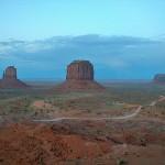 Monument Valley Navajo Tribal Park , Tsé Bii' Ndzisgaii,  Navajo Nation Reservation - summer 2000 - Patrick Nouhailler  ©