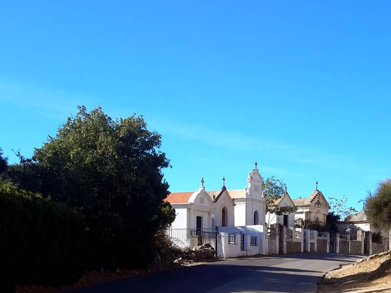 cimetière corbara