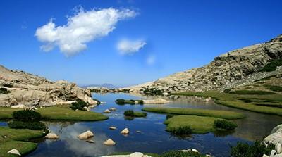 lac d'oriente