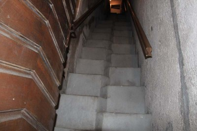 escaliers bonifacio