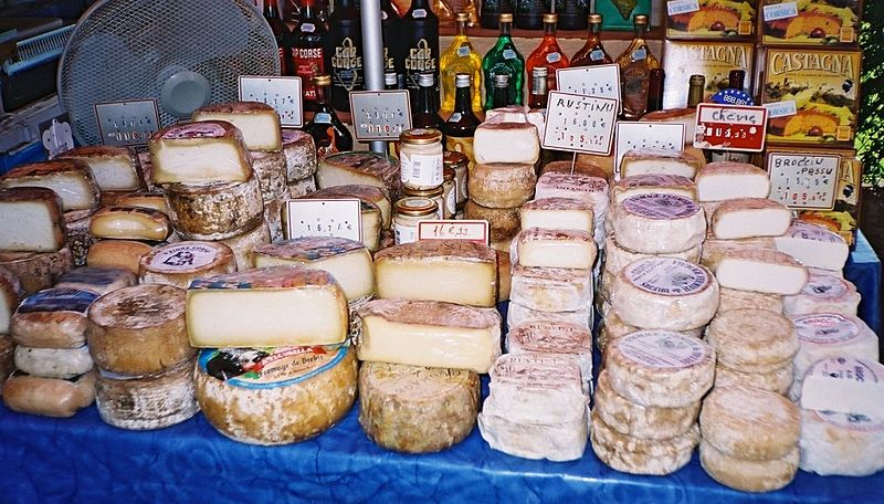 fromage brebis-chèvres
