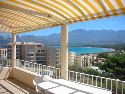 location appartement Calvi