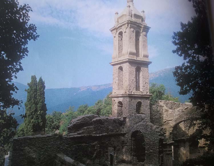 Couvent Saint Antoine d' Ampugnani,