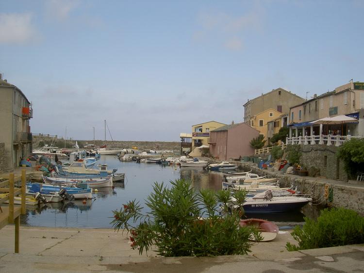 Centuri village pêche à la langouste