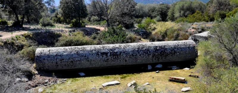 monolithe algajola