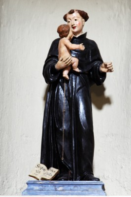 statue de procession