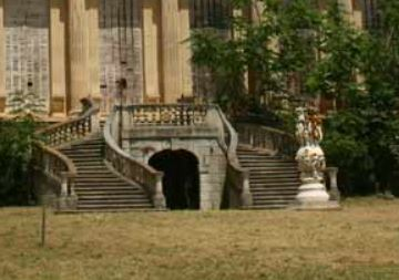 terrasse du chateau de la punta