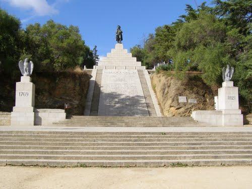 statue de l'empereur