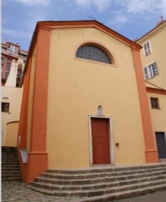 chapelle rue fesch