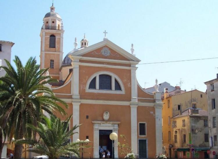 cathédrale d'ajaccio