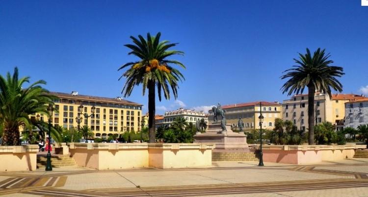 place ajaccio