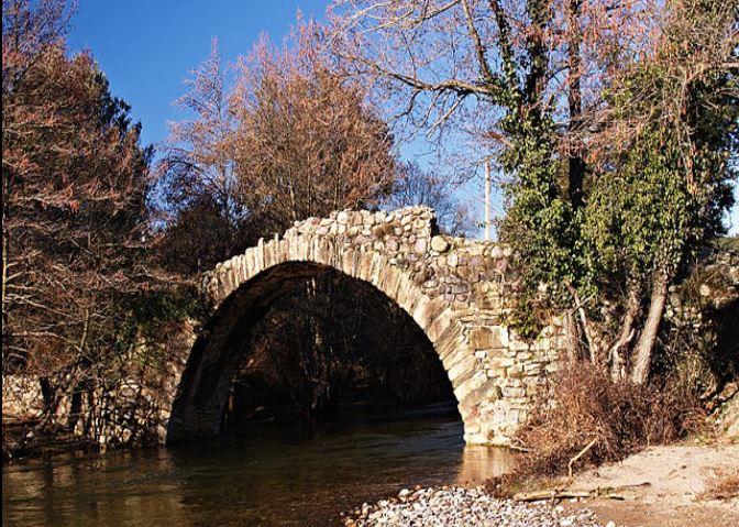tartagine et son pont génois