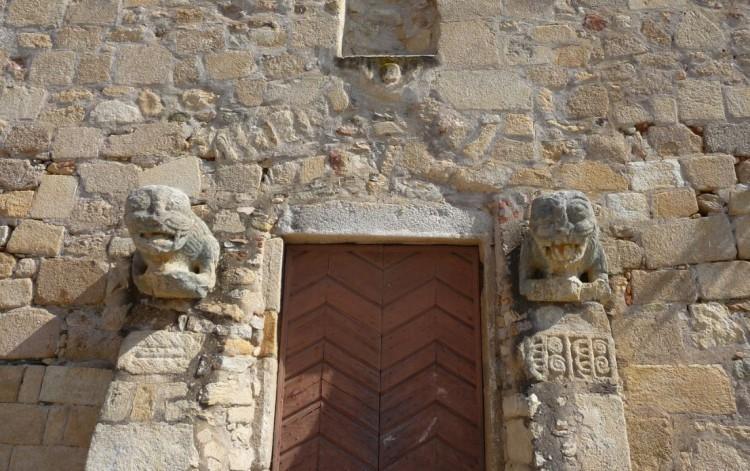 tete de lions anciens