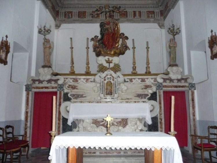 autel église Cateri