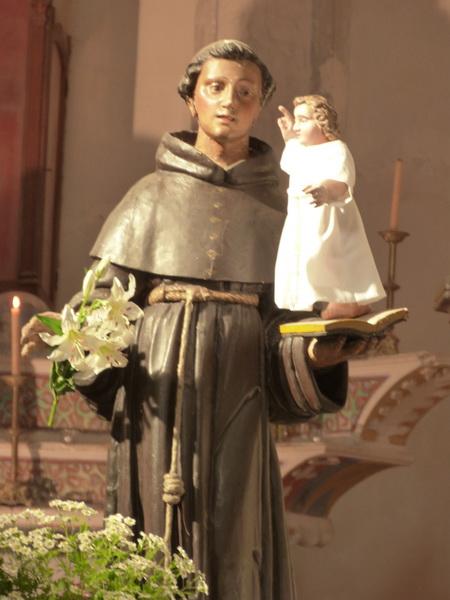 Saint-Antoine à Lunghignano