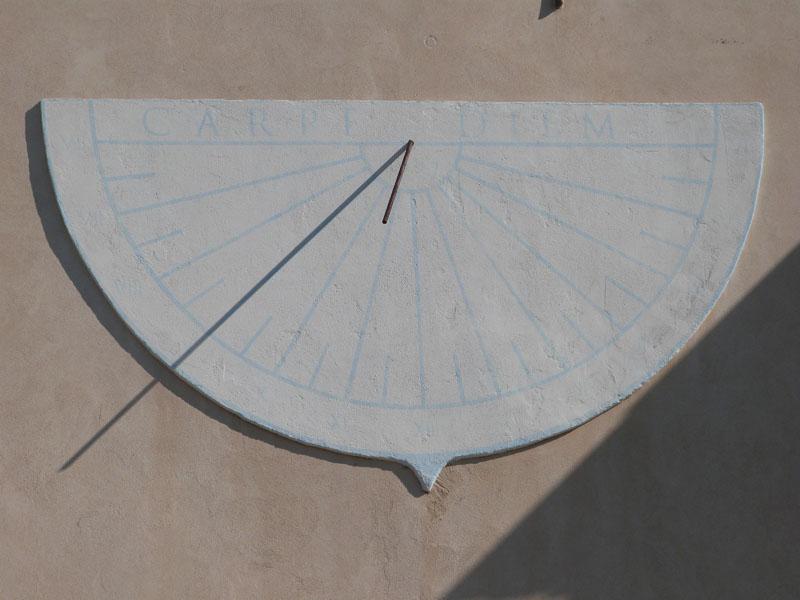 cadran solaire de San Antonino