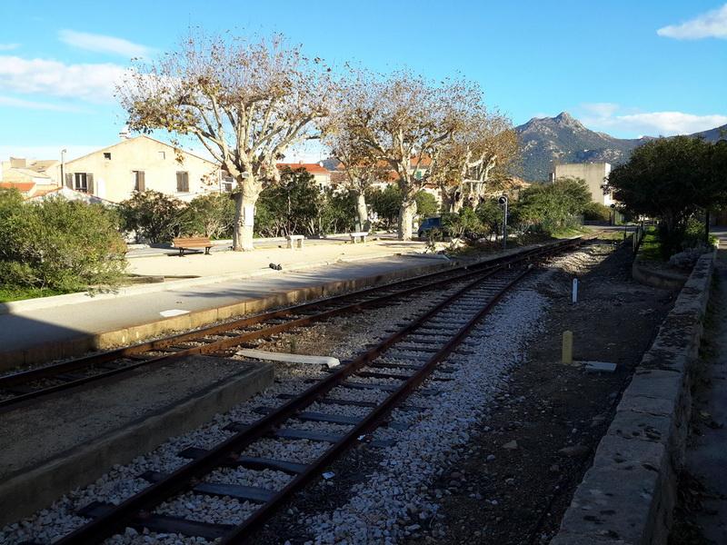 train algajola