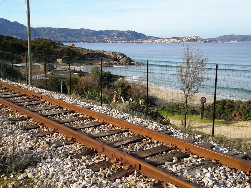 arrêt tramway de la plage sainte Restitude