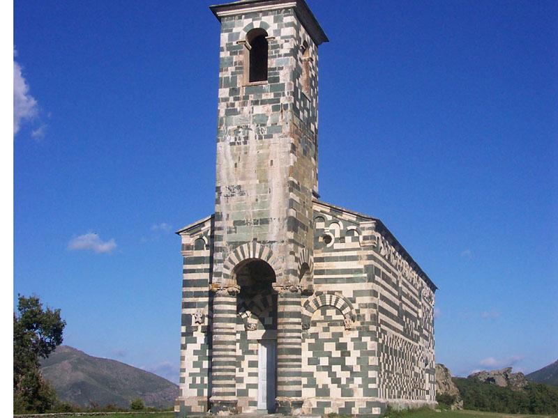 eglise saint Michèle à Murato