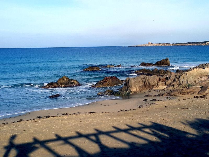 plage de Lumio sainte restitude