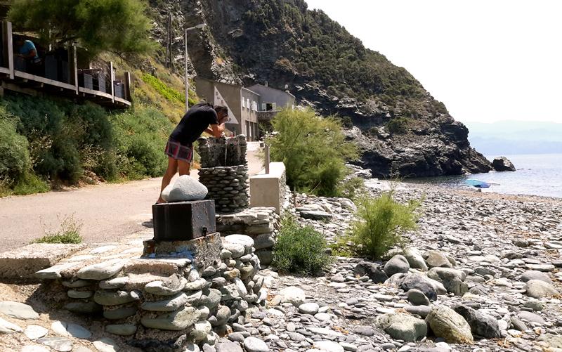 fontaine de la marine du Negru