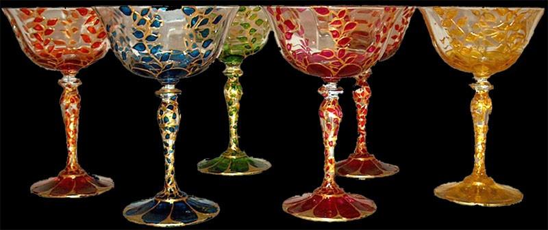 Prix artistique corse jean leccia la corse - Peindre sur verre 100 modeles originaux ...